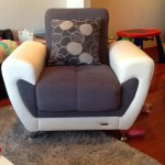 Armchair-Morgan Hill-Upholstery-cleaning
